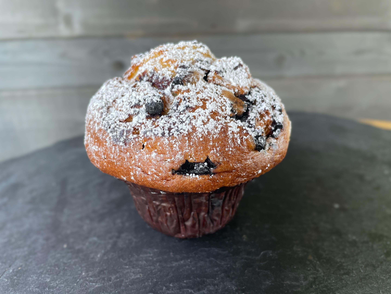 Muffin Blaubeer